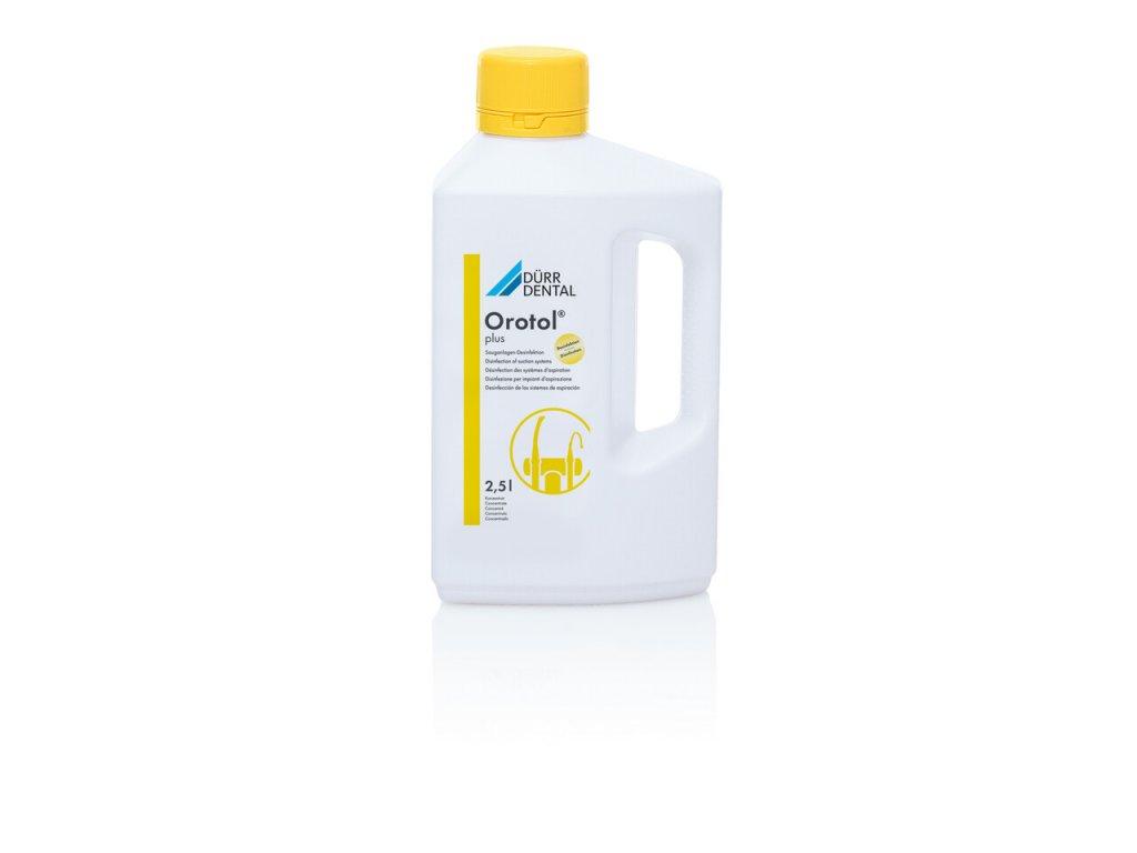 M Orotol plus suction unit disinfectant 2,5l