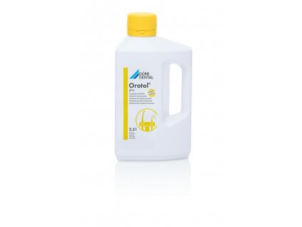 M Orotol plus suction unit disinfectant 2,5l