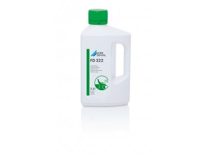 M FD 322 quick disinfectant 2,5l