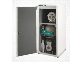 Kompresor DUO/M s membránovým sušičem