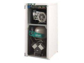 Kompresor DUO 2/M s membránovým sušičem