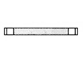 Pásky celosypané/LM5513D