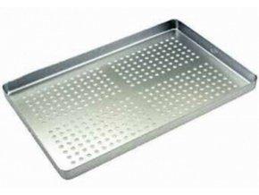 Aluminiový tácek anodizovaný (sterilizers 22l)