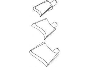 Retraktory dásně/LM7500