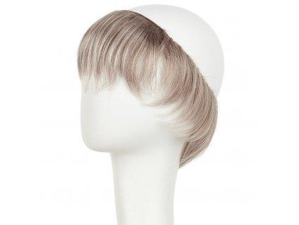 Příčesek Christine krátký, vzor Silver Blonde