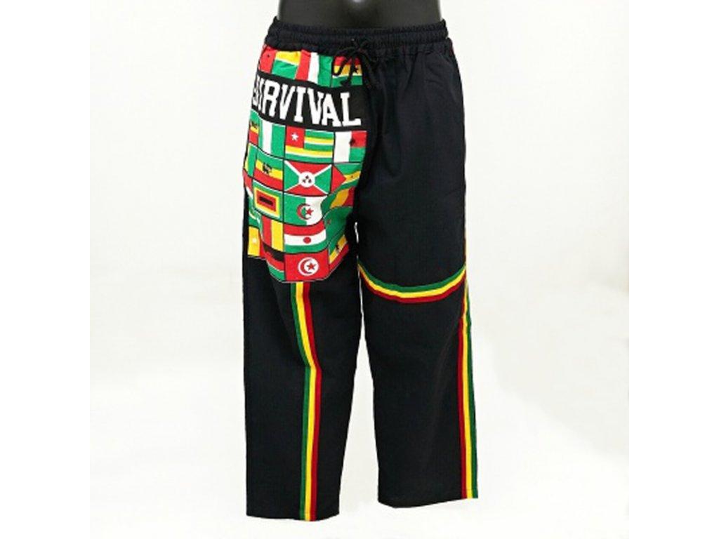 Kalhoty pánské Rasta Survival M
