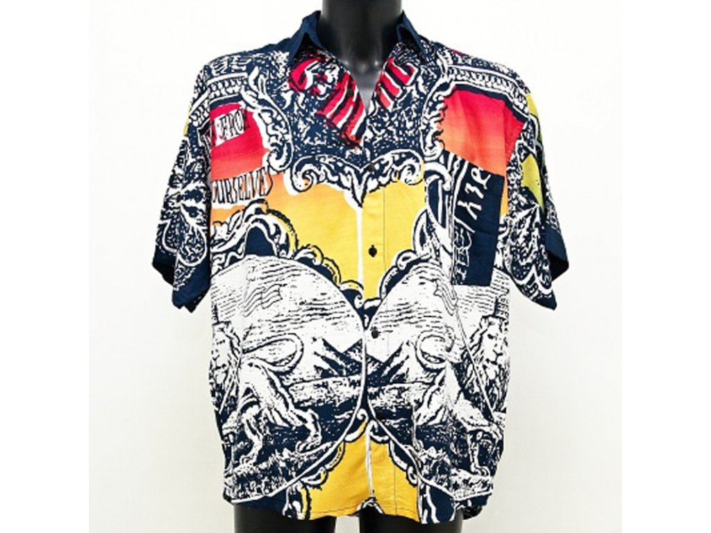 Košile Rasta Irie M