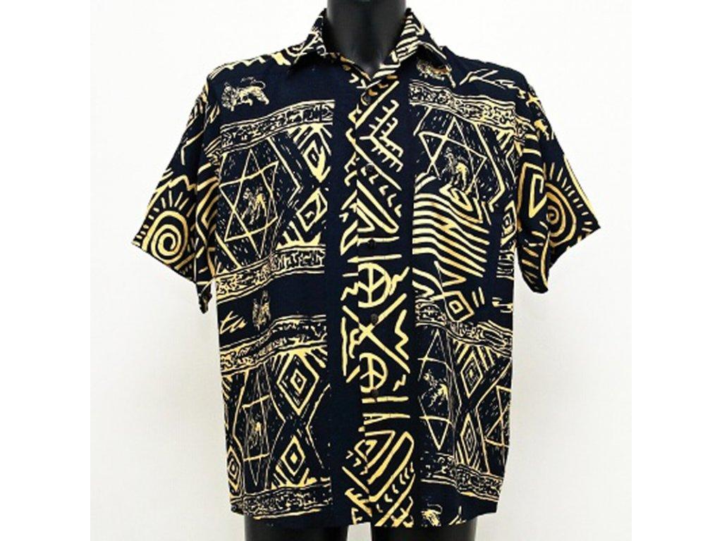 Košile Rasta Lions M