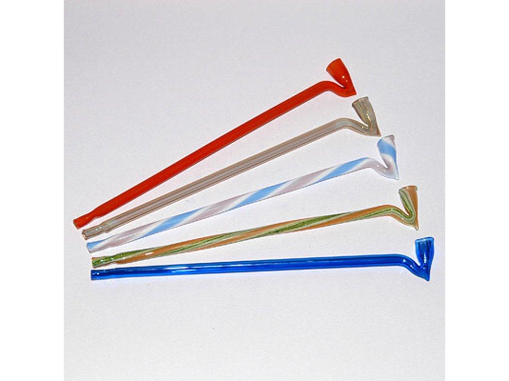 Skleněnka barevná Špek 24 cm