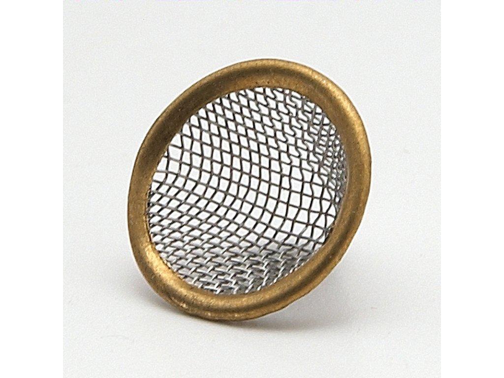 Sítko do šlukovek ocel 15 mm miska