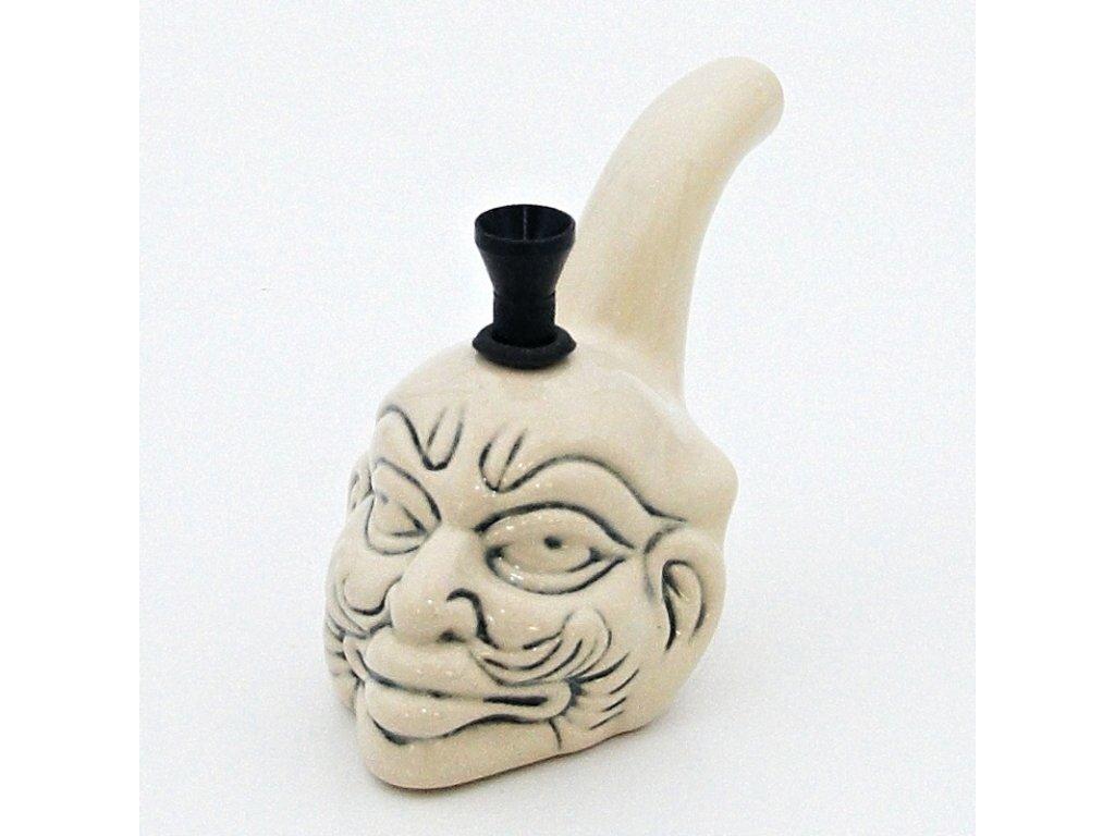 Bong keramika Klaun 9 cm