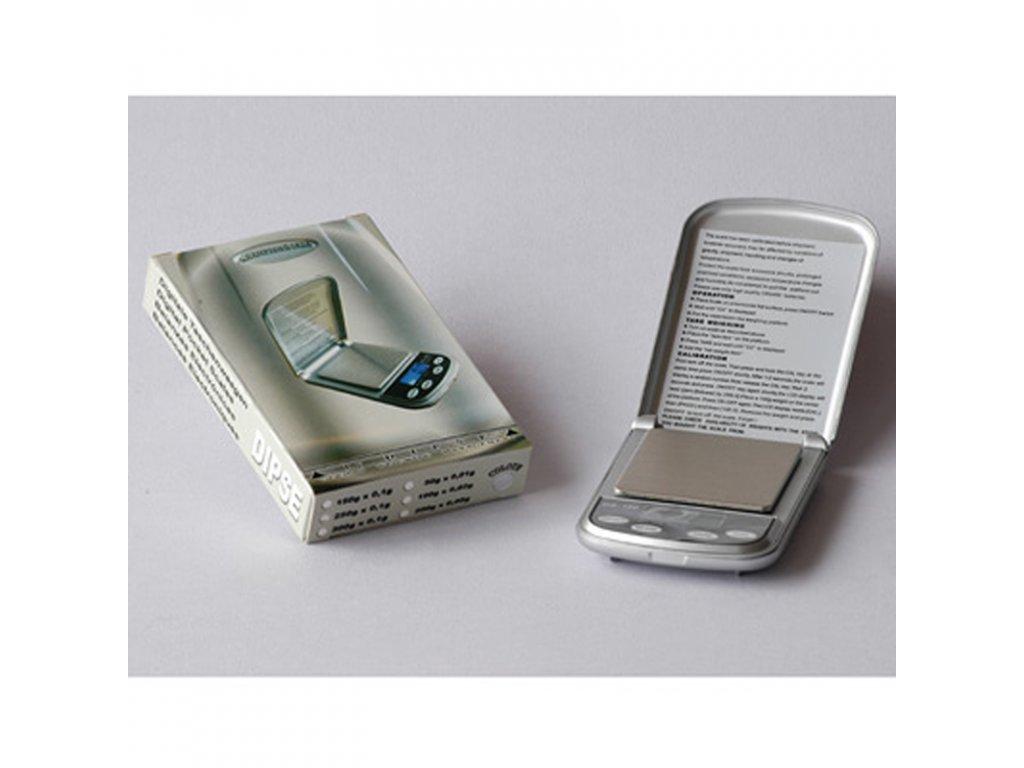 Digitální váha Dipse DS - 150 / 0,1 g