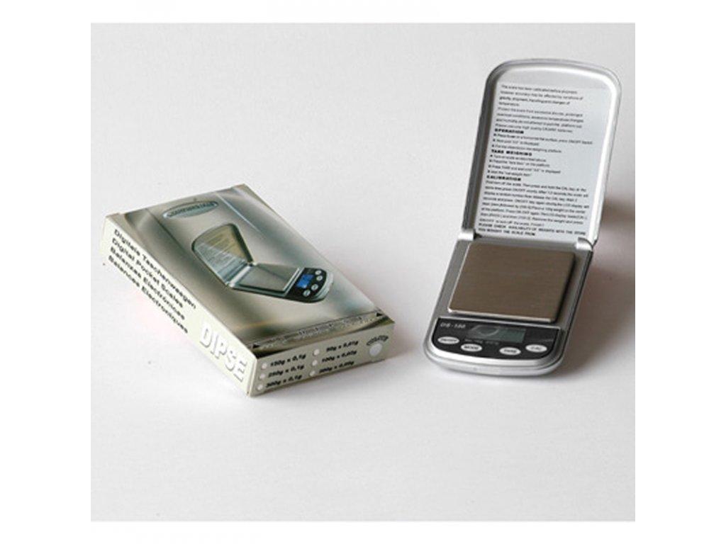 Digitální váha Dipse DS - 250 / 0,1 g