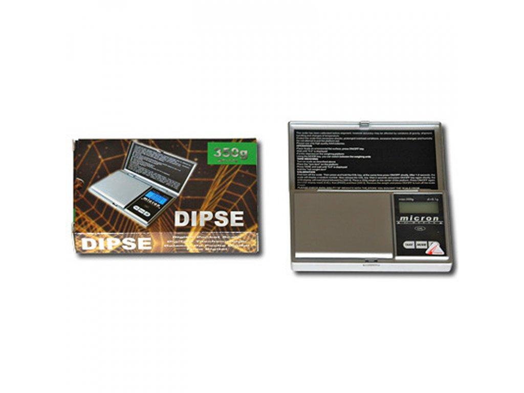 Digitální váha Dipse Micron 350 / 0,1 g