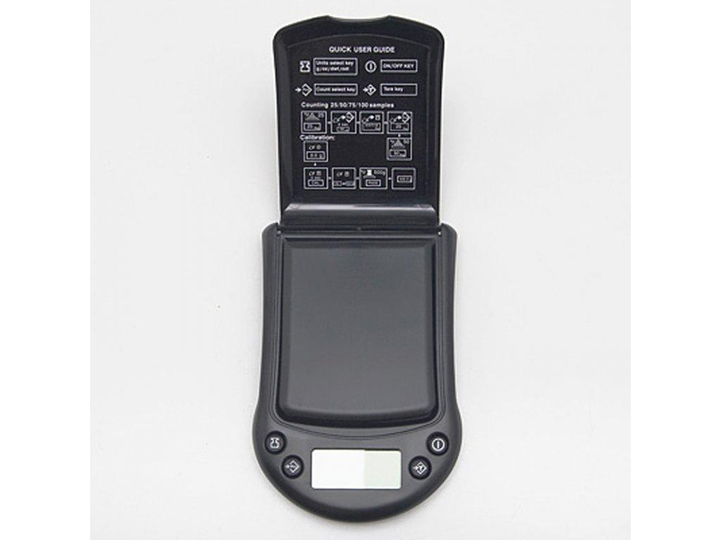 Digitální váha Dipse PS - 500 / 0,1 g