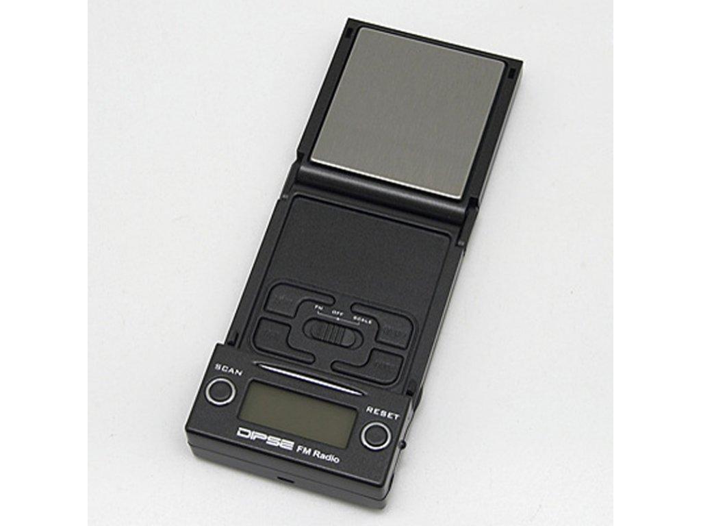 Digitální váha Dipse RadiONE 300 / 0,1 g