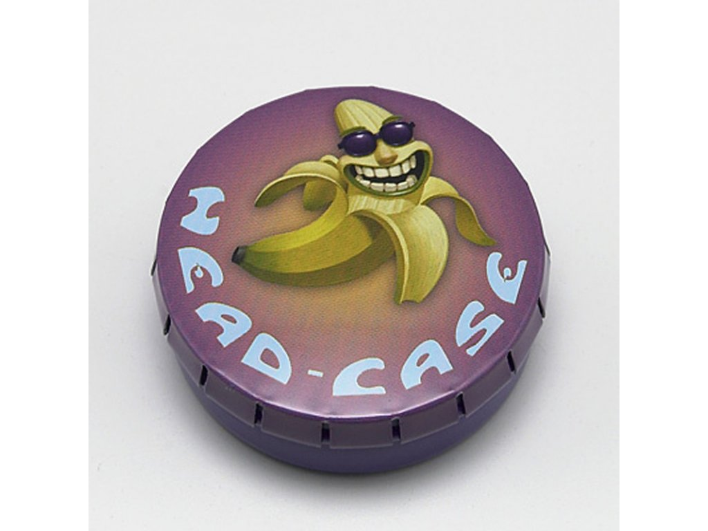 Krabička Click-Clack Headcase Banana