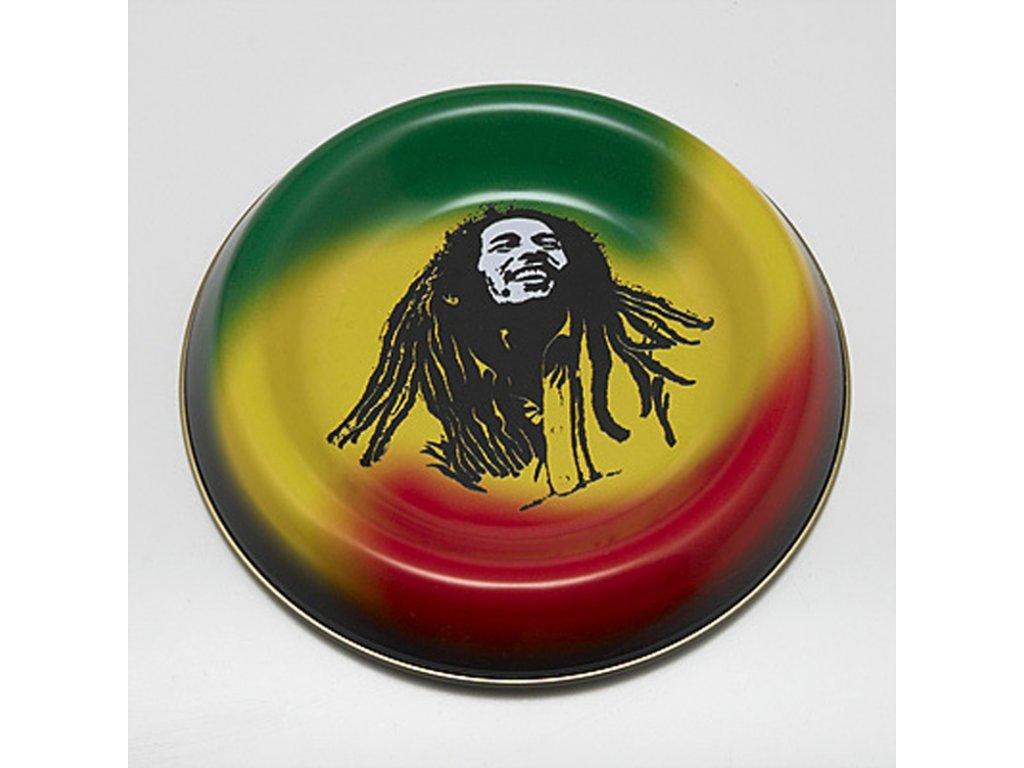 Popelník Miska Rasta Bob Marley
