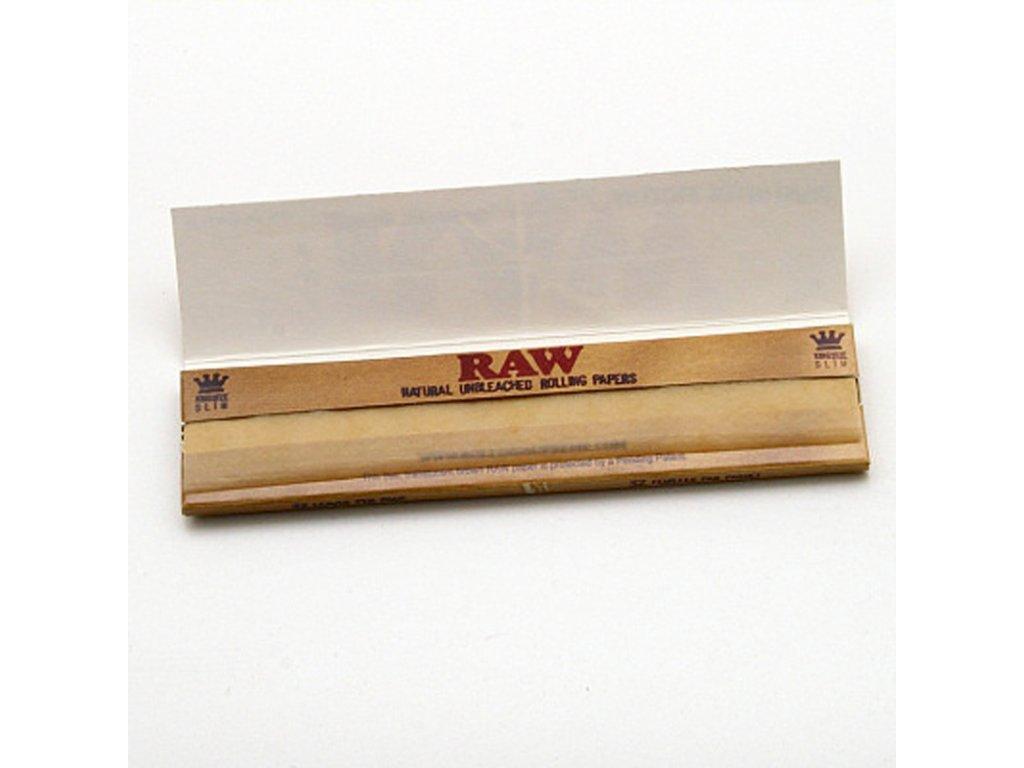 Cigaretové papírky RAW KS Slim