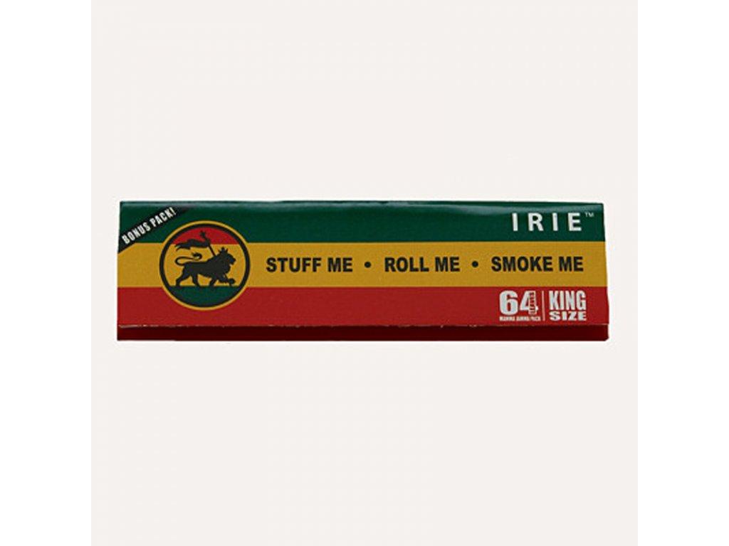 Cigaretové papírky Irie KS