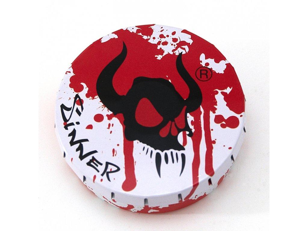 Krabička Click-Clack Sinner Skull