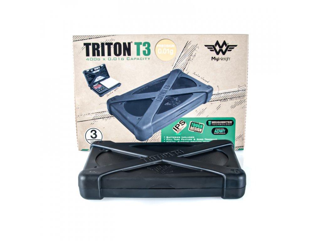 Digitální váha My Weigh Triton T3 400 / 0,01 g