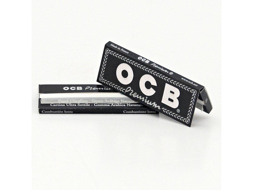Cigaretové papírky OCB Premium 1 1/4