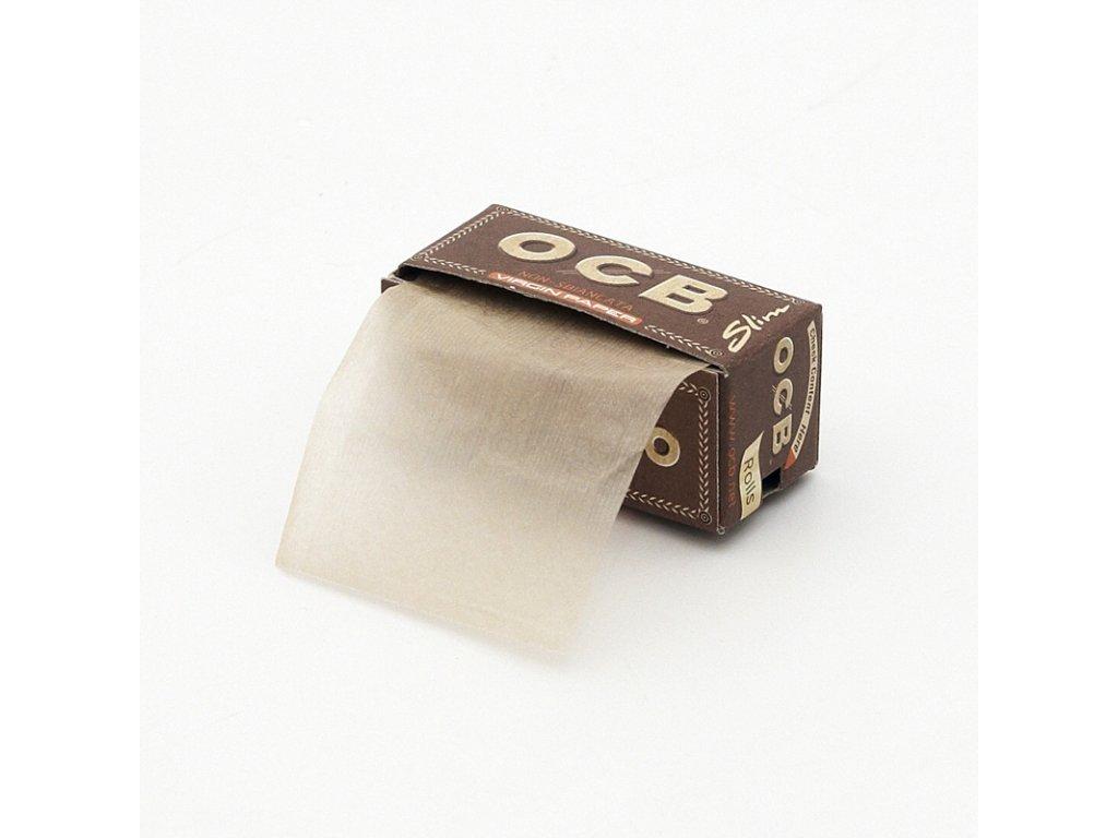 Cigaretové papírky OCB Virgin Slim Rolls