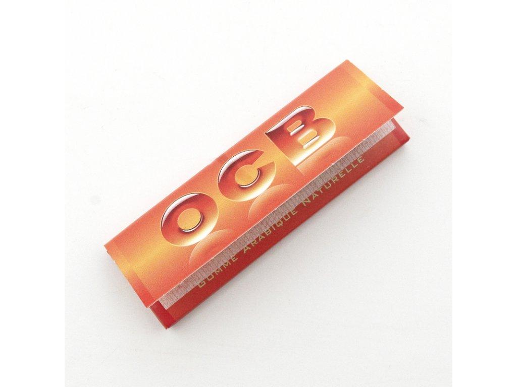 Cigaretové papírky OCB Orange