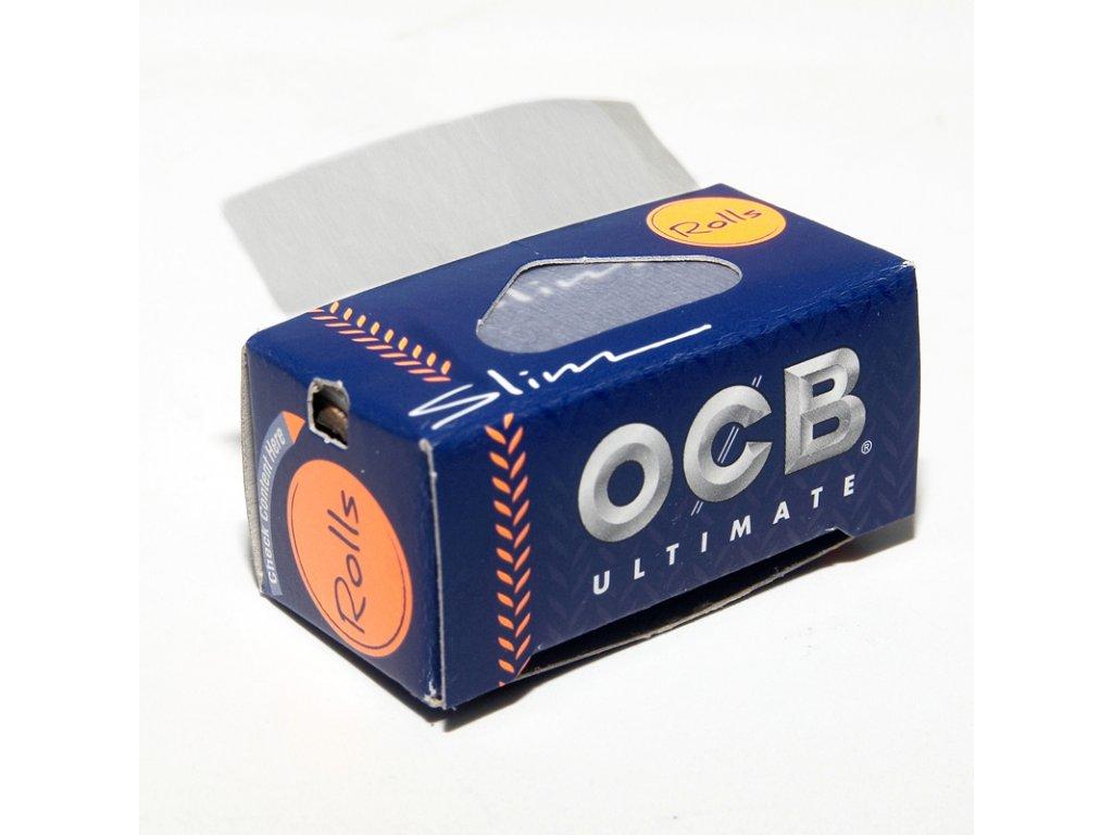 Cigaretové papírky OCB Ultimate Rolls