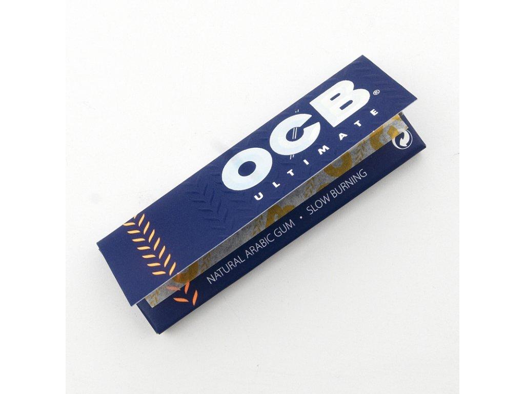 Cigaretové papírky OCB Ultimate Single