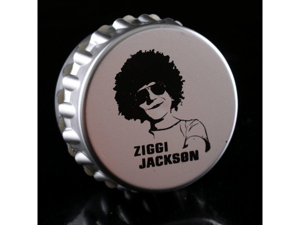 Drtička Bottle Cap Ziggi Jackson