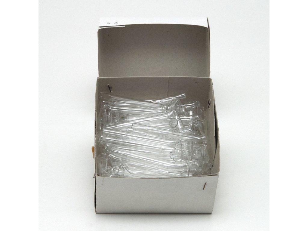 Skleněnka zahlá 7,5 cm Box 100 ks
