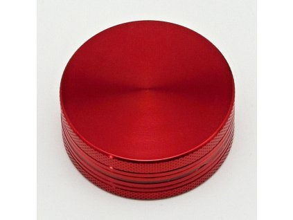 Drtička hliníková CNC 5 cm červená