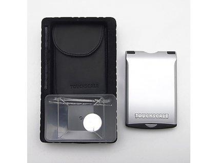 Digitální váha My Weigh Touchscale 200 / 0,1 g černá