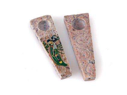 Šlukovka kámen Rakev 8 cm