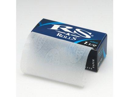 Cigaretové papírky RS Rolls paper 1 1/2 Blue