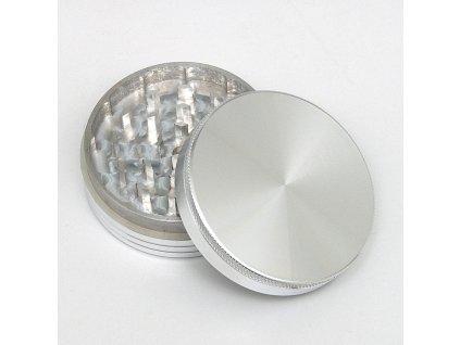 Drtička kovová No name CNC 6 cm 2-dílná
