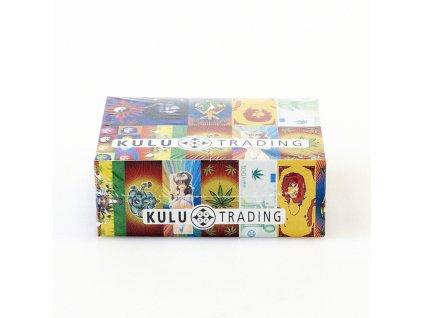 Cigaretové filtry Kulu Filter tips Box 10 x 4 ks