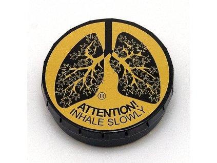 Krabička Click-Clack Attention! Inhale Slowly