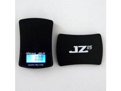 Digitální váha Jennings JZ115 / 0,01 g