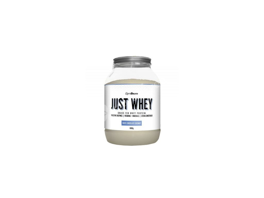 gymbeam just whey protein 4