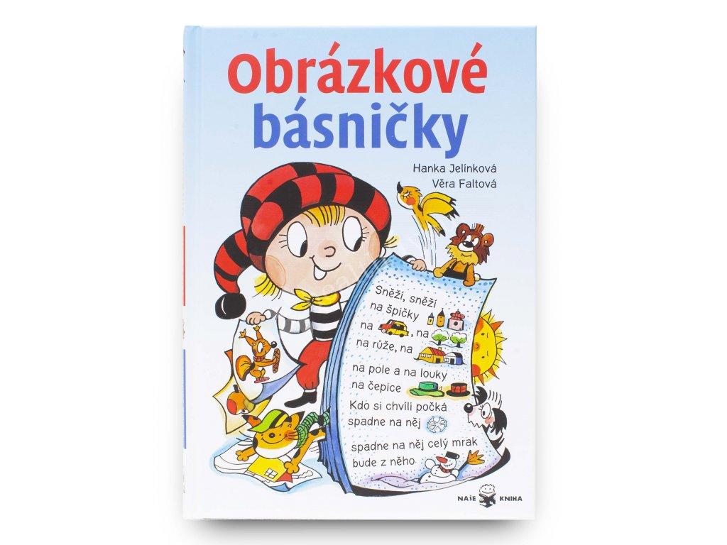 Obrázkové básničky - knížka pro děti