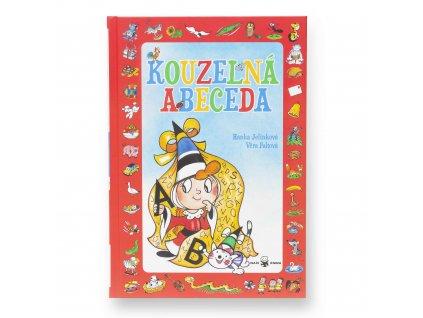 Knížka pro děti Kouzelná abeceda
