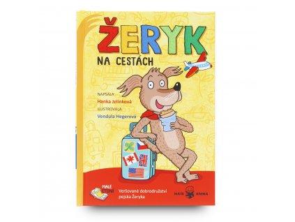 Dětská knížka Žeryk na cestách