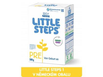 LITTLE STEPS 1, počáteční mléčná výživa, 500 g