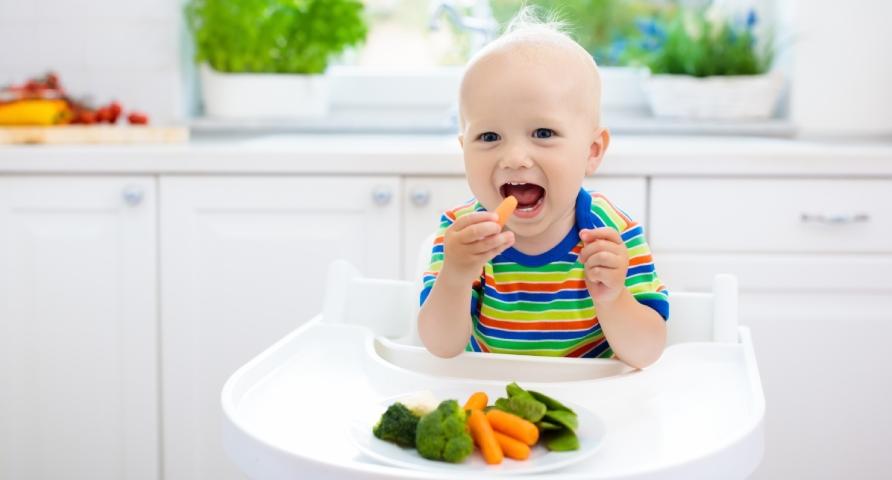 BIO pestrý jídelníček pro děti