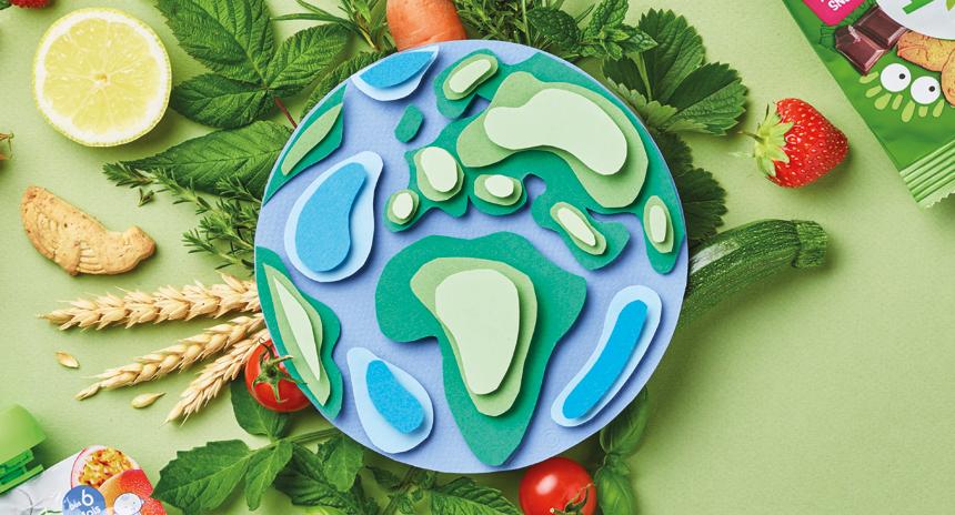 Kendamil, Good Gout a Salvest podporují ekologické zemědělství a dbají na naši přírodu