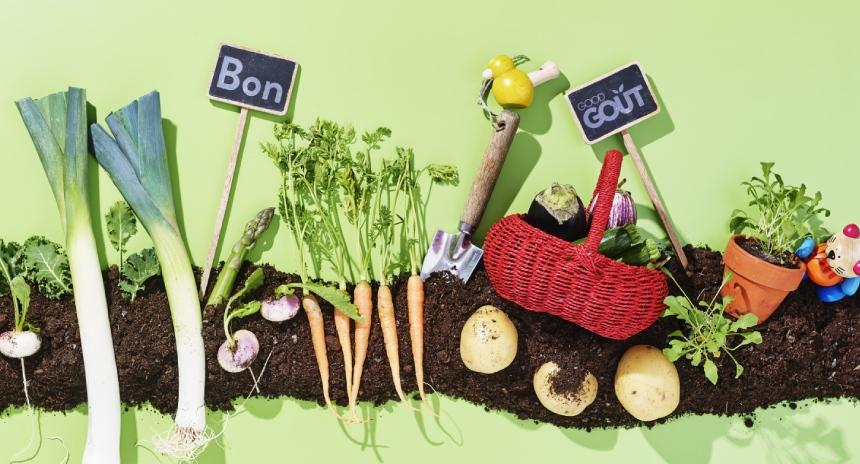 Ekologické zemědělství produktů Good Gout
