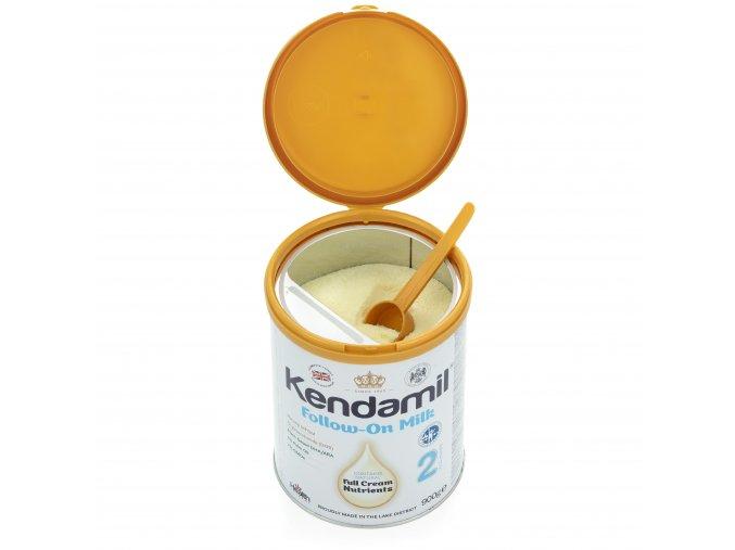 3x Kendamil pokračovací mléko 2 (900g)